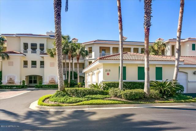 215 S Ocean Grande Dr #105, Ponte Vedra Beach, FL 32082 (MLS #980311) :: The Hanley Home Team