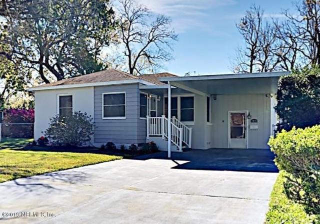 4818 Elizabeth Ter, Jacksonville, FL 32205 (MLS #981372) :: Home Sweet Home Realty of Northeast Florida