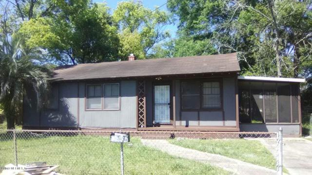 2161 W 17TH St, Jacksonville, FL 32209 (MLS #981755) :: Florida Homes Realty & Mortgage
