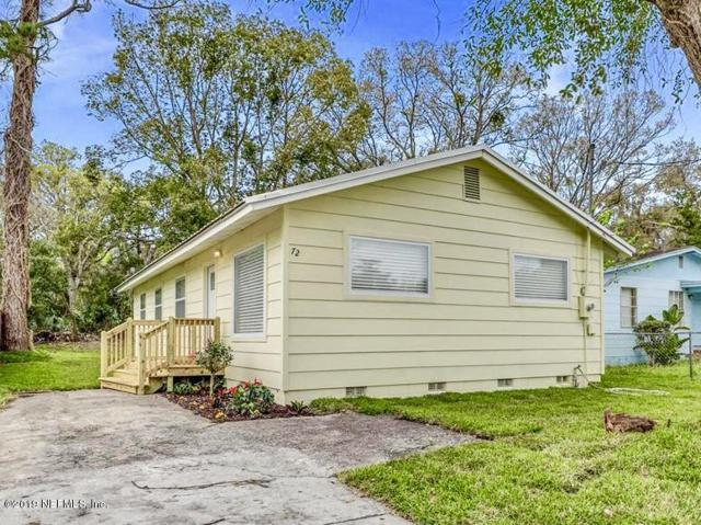 72 N Whitney St, St Augustine, FL 32084 (MLS #981839) :: Florida Homes Realty & Mortgage