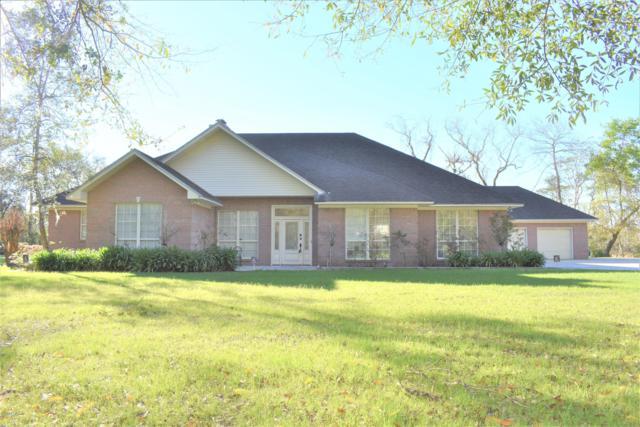 10828 Creative Dr, Jacksonville, FL 32218 (MLS #982670) :: Berkshire Hathaway HomeServices Chaplin Williams Realty