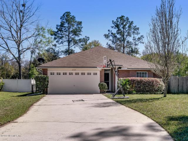 2765 Secret Harbor Dr, Orange Park, FL 32065 (MLS #983057) :: EXIT Real Estate Gallery