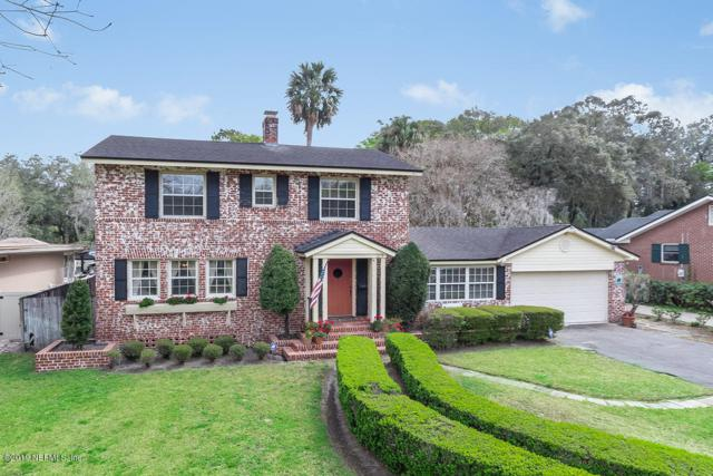 1219 Nicholson Rd, Jacksonville, FL 32207 (MLS #983560) :: Memory Hopkins Real Estate