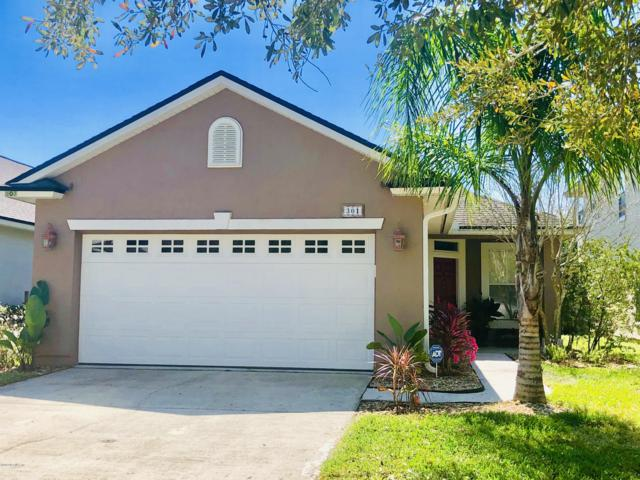 301 Silver Glen Ave, St Augustine, FL 32092 (MLS #983996) :: Home Sweet Home Realty of Northeast Florida