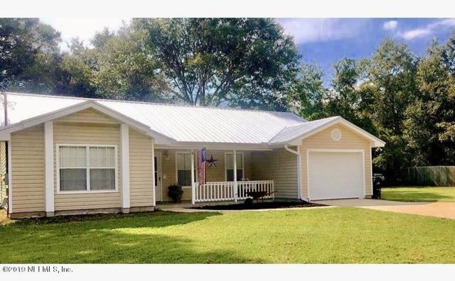1115 Meadows Dr, Starke, FL 32091 (MLS #984154) :: EXIT Real Estate Gallery