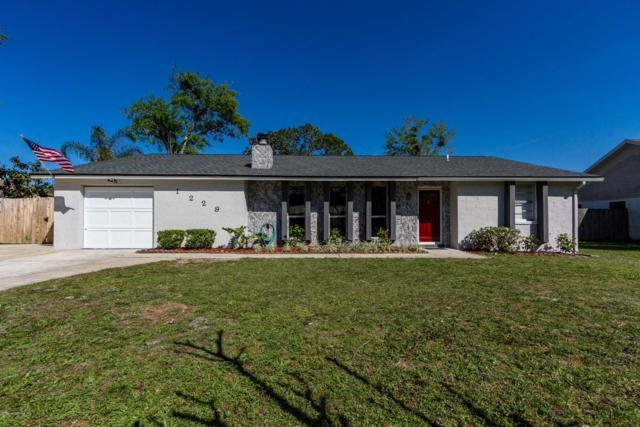 1229 Tumbleweed Dr, Orange Park, FL 32065 (MLS #984370) :: Florida Homes Realty & Mortgage