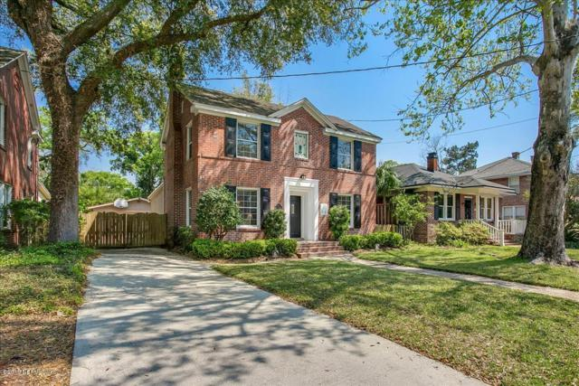 1711 Belmonte Ave, Jacksonville, FL 32207 (MLS #984421) :: Berkshire Hathaway HomeServices Chaplin Williams Realty