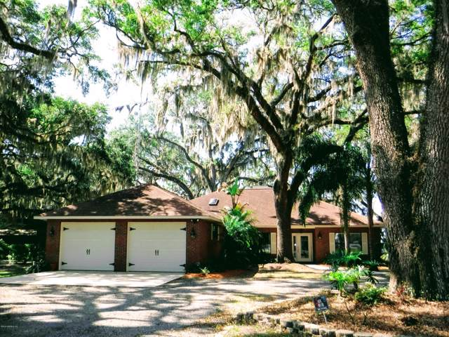 108 William Bartram Dr, Crescent City, FL 32112 (MLS #984536) :: CrossView Realty