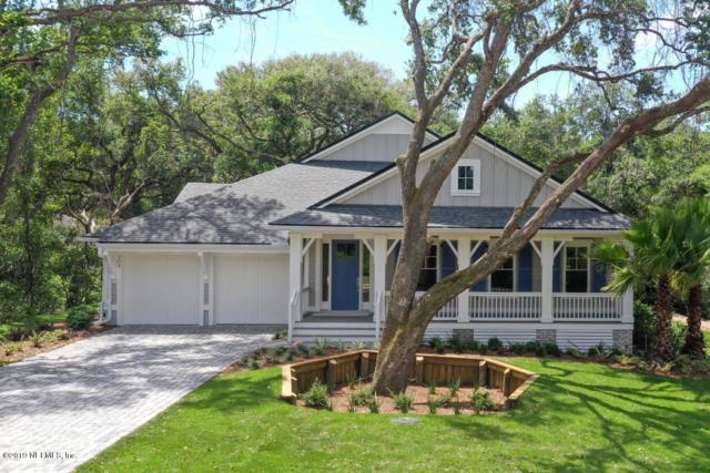 448 Ridgeway Rd, St Augustine Beach, FL 32080 (MLS #984646) :: Noah Bailey Group