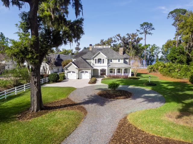 156 River Plantation Rd N, St Augustine, FL 32092 (MLS #984775) :: EXIT Real Estate Gallery