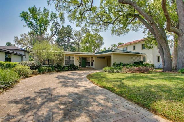 902 Alhambra Dr S, Jacksonville, FL 32207 (MLS #985941) :: The Hanley Home Team