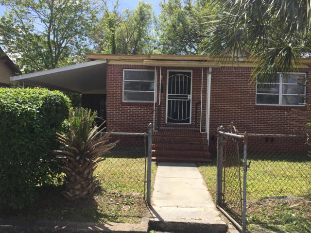 1546 36TH St, Jacksonville, FL 32209 (MLS #986387) :: Florida Homes Realty & Mortgage