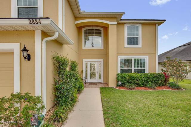 2884 Eagle Preserve Blvd, Jacksonville, FL 32226 (MLS #986448) :: The Hanley Home Team