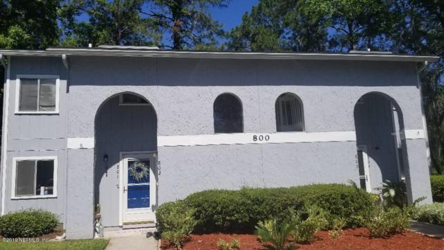 3270 Ricky Dr #802, Jacksonville, FL 32223 (MLS #986507) :: CrossView Realty
