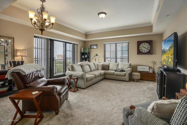 1478 Riverplace Blvd #1202, Jacksonville, FL 32207 (MLS #988368) :: Noah Bailey Real Estate Group