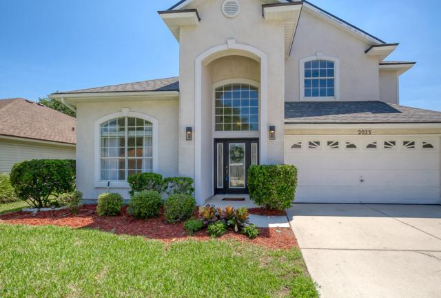 2023 Sandhill Crane Dr, Jacksonville, FL 32224 (MLS #990271) :: Noah Bailey Real Estate Group