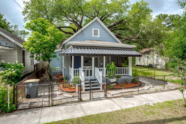 1040 E 13TH St, Jacksonville, FL 32206 (MLS #991145) :: Noah Bailey Real Estate Group
