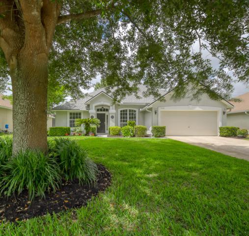 608 Battlegate Ln, Ponte Vedra, FL 32081 (MLS #992284) :: Florida Homes Realty & Mortgage
