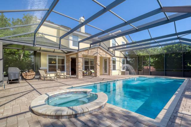 3424 S Saxxon Rd, St Augustine, FL 32092 (MLS #993295) :: Noah Bailey Real Estate Group