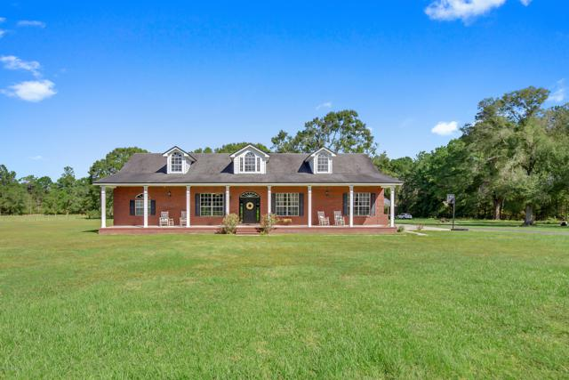 20235 Maxville-Macclenny Rd, Jacksonville, FL 32234 (MLS #993434) :: Memory Hopkins Real Estate