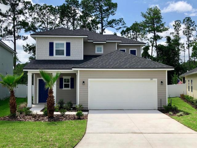 2148 Eagle Talon Cir, Fleming Island, FL 32003 (MLS #993971) :: The Hanley Home Team