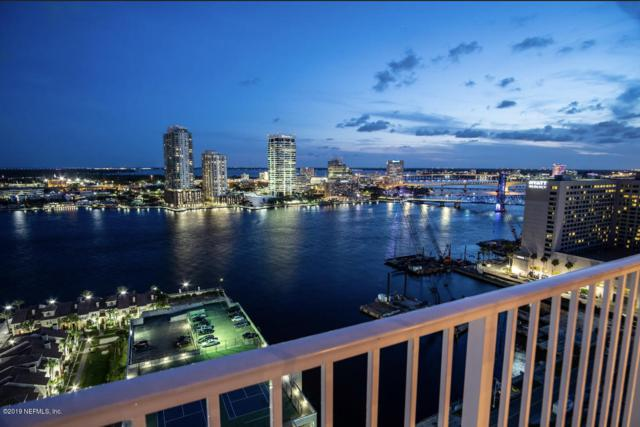 400 E Bay St #910, Jacksonville, FL 32202 (MLS #994164) :: Noah Bailey Real Estate Group