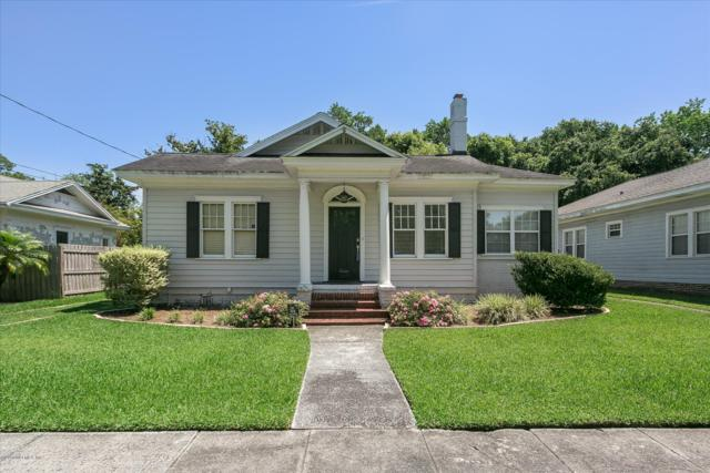 1439 Talbot Ave, Jacksonville, FL 32205 (MLS #994717) :: The Hanley Home Team