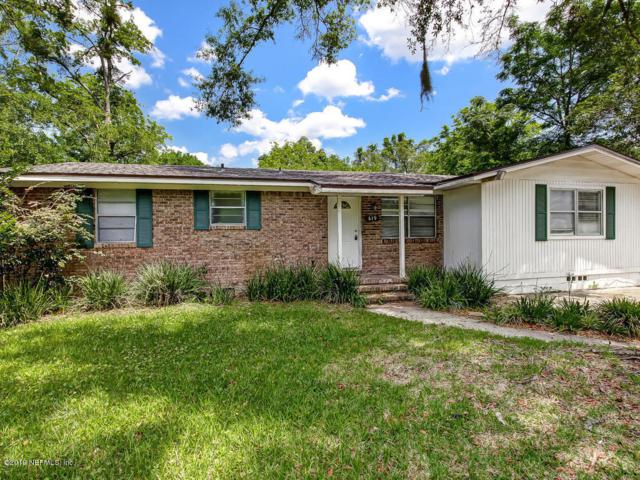 619 Wasson Ave, Jacksonville, FL 32220 (MLS #994834) :: Noah Bailey Real Estate Group