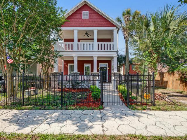 122 E 9TH St, Jacksonville, FL 32206 (MLS #995355) :: Young & Volen | Ponte Vedra Club Realty