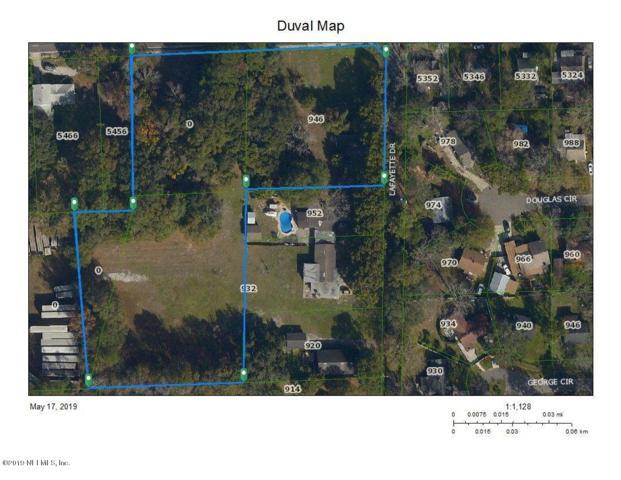 946 Lafayette Dr, Jacksonville, FL 32254 (MLS #995800) :: EXIT Real Estate Gallery