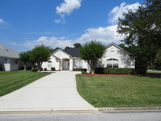 537 Berkshire Ct, Orange Park, FL 32073 (MLS #996019) :: Jacksonville Realty & Financial Services, Inc.