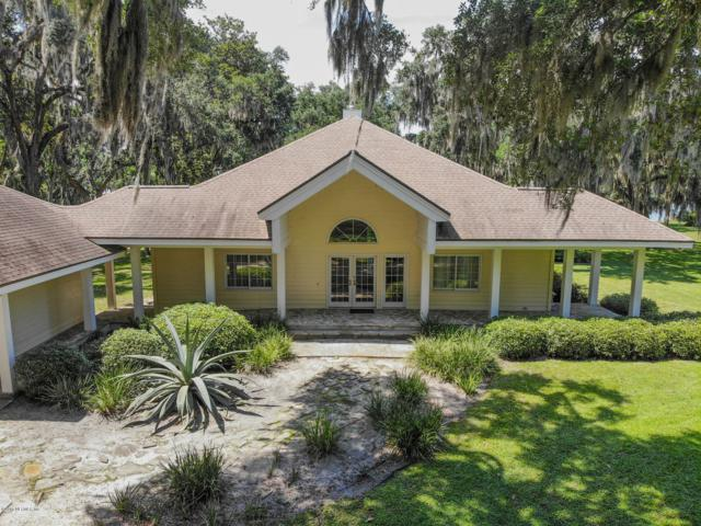 133 Federal Point Rd, East Palatka, FL 32131 (MLS #996103) :: Berkshire Hathaway HomeServices Chaplin Williams Realty