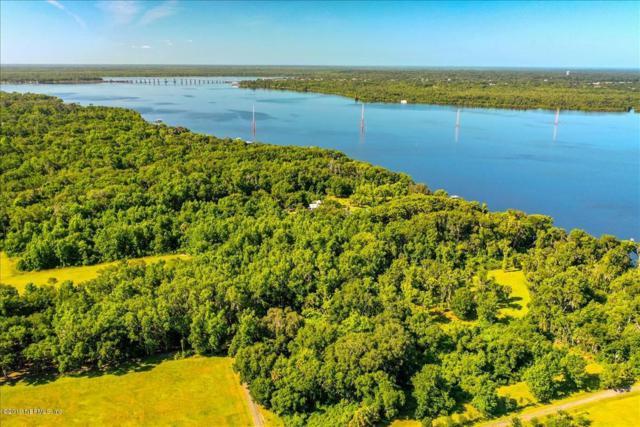 297 E River Rd, East Palatka, FL 32131 (MLS #997382) :: Noah Bailey Real Estate Group