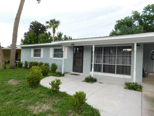 106 River Dr, East Palatka, FL 32131 (MLS #1001071) :: The Hanley Home Team