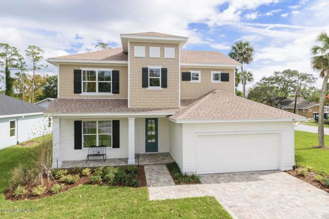 711 Penman Rd, Jacksonville Beach, FL 32250 (MLS #1003041) :: The Hanley Home Team
