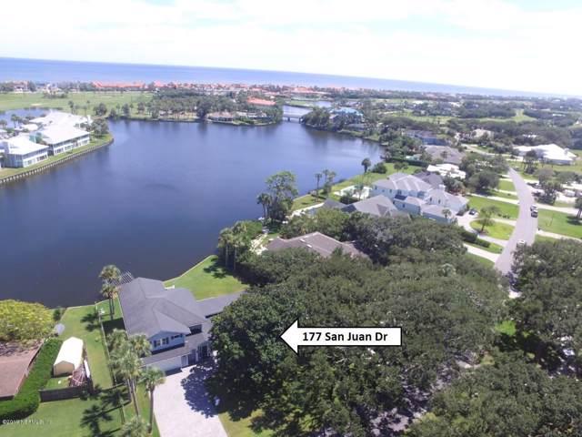177 San Juan Dr, Ponte Vedra Beach, FL 32082 (MLS #1007582) :: EXIT Real Estate Gallery