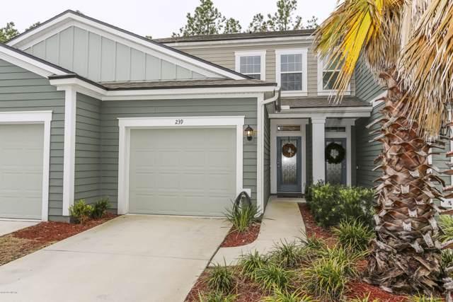 239 Servia Dr, St Johns, FL 32259 (MLS #1009849) :: The Hanley Home Team