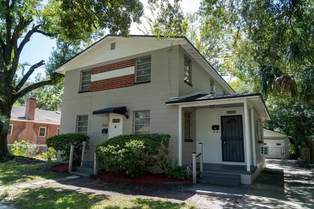 1266 W 26TH St, Jacksonville, FL 32209 (MLS #1011336) :: The Hanley Home Team