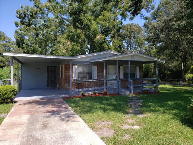2905 W 8TH St, Jacksonville, FL 32254 (MLS #1013276) :: Berkshire Hathaway HomeServices Chaplin Williams Realty