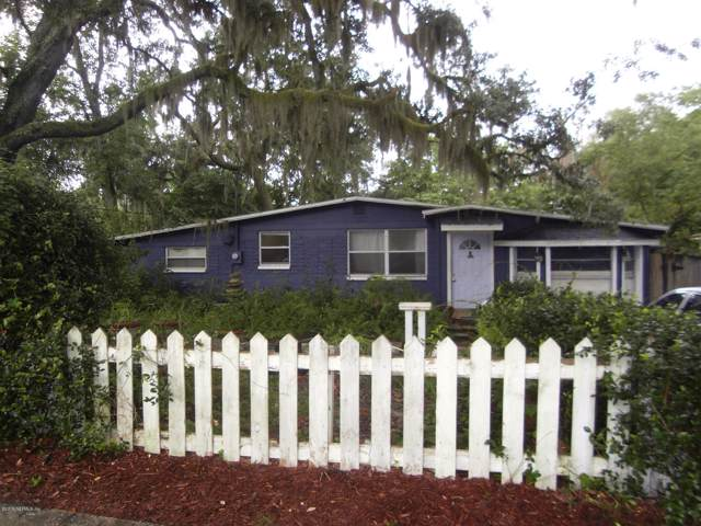 215 Canis Dr W, Orange Park, FL 32073 (MLS #1013704) :: The Hanley Home Team