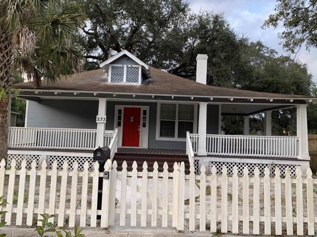 233 E 17TH St, Jacksonville, FL 32206 (MLS #1017619) :: Berkshire Hathaway HomeServices Chaplin Williams Realty