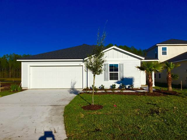 1549 Liberty Day Ct, Jacksonville, FL 32221 (MLS #1018122) :: Memory Hopkins Real Estate