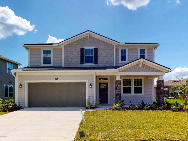 742 Brambly Vine Dr, St Johns, FL 32259 (MLS #1019589) :: The Hanley Home Team