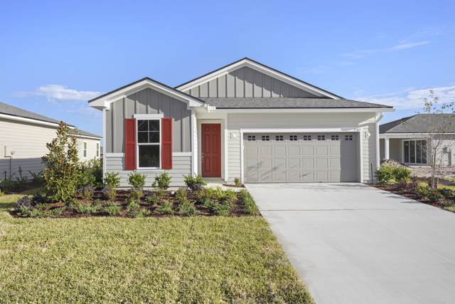 3565 Bradley Creek Pkwy, GREEN COVE SPRINGS, FL 32043 (MLS #1023876) :: EXIT Real Estate Gallery