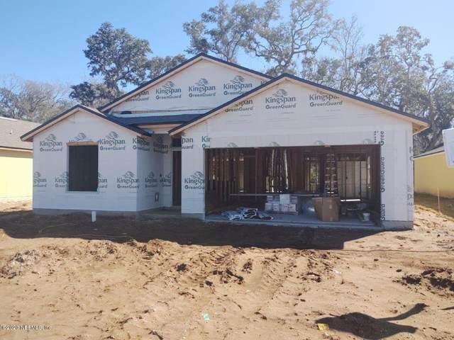 194 Chasewood Dr, St Augustine, FL 32095 (MLS #1031148) :: Memory Hopkins Real Estate