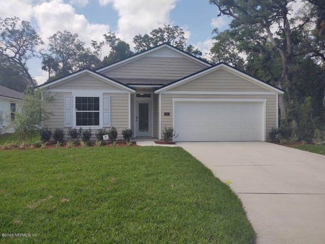 261 Chasewood Dr, St Augustine, FL 32095 (MLS #1036396) :: The Hanley Home Team