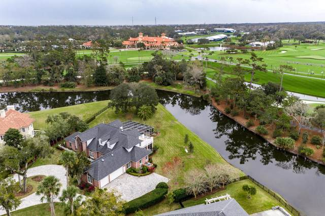 8030 Pebble Creek Ln W, Ponte Vedra Beach, FL 32082 (MLS #1036562) :: The Volen Group, Keller Williams Luxury International