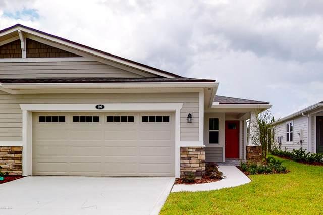 299 Kellet Way, St Johns, FL 32259 (MLS #1037022) :: Berkshire Hathaway HomeServices Chaplin Williams Realty