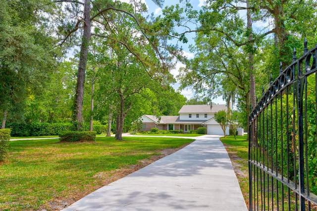 4734 Julington Creek Rd, Jacksonville, FL 32258 (MLS #1039390) :: Berkshire Hathaway HomeServices Chaplin Williams Realty