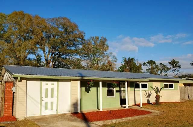 2419 Burlingame Dr W, Jacksonville, FL 32211 (MLS #1039528) :: The Hanley Home Team